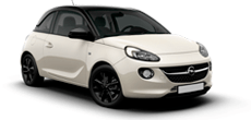Opel Adam or similar
