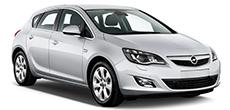 Opel Astra Auto or similar