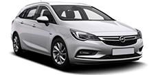 Opel Astra Sports Tourer or similar