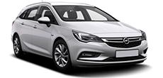 Opel Astra Sports Tourer or similar