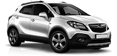 Opel Mokka or similar