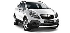 Opel Mokka or similar