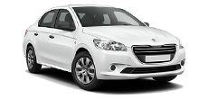 Peugeot 301 Diesel or similar
