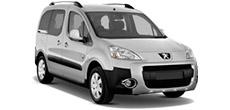 Peugeot Partner Combi or similar