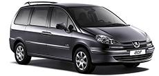 Peugeot 807 Auto ou similar