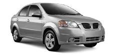 Pontiac G3 ou similar