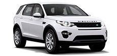 Land Rover Discovery Sport or similar