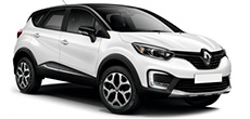 Renault Captur or similar
