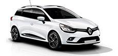 Renault Clio Sport Tourer or similar