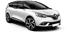 Renault Grand Scenic Auto or similar