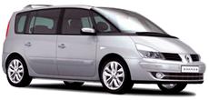 Renault Espace ou similar