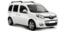 Renault Kangoo or similar
