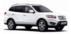 Hyundai Santa Fé ou similar