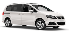 Seat Alhambra or similar