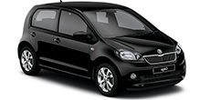 Skoda Citigo or similar