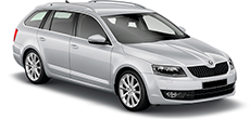 Skoda Octavia SW or similar
