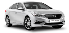 Hyundai Sonata or similar