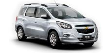 Chevrolet Spin 7 pax ou similar