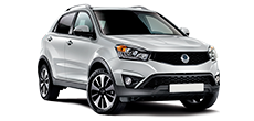 Ssangyong Korando or similar