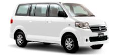 Suzuki APV Van ou similar
