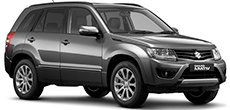 Suzuki Vitara or similar