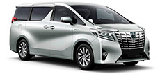 Toyota Alphard ou similar
