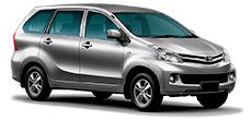 Toyota Avanza or similar