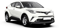 Toyota C-HR or similar