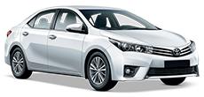 Toyota Corolla 2015 ou similar
