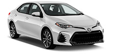 Toyota Corolla or similar