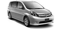 Toyota Isis ou similar