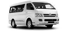 Toyota Quantum or similar