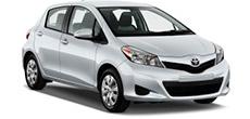 Toyota Vitz ou similar