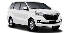 Toyota Avanza or similar
