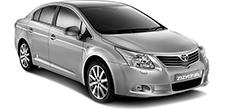 Toyota Avensis or similar