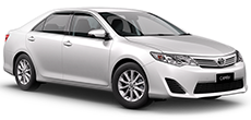 Toyota Camry or similar