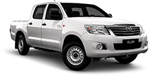 Toyota Hilux ou similar