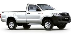 Toyota Hillux or similar