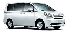 Toyota Noah ou similar