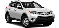 Toyota Rav 4  or similar