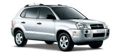 Hyundai Tucson ou similar