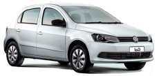 VW Gol  or similar