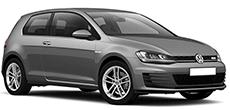 VW Golf or similar
