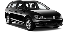 Volkswagen Golf SW or similar