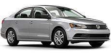VW Jetta Auto or similar