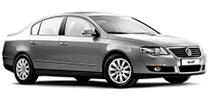 VW Passat ou similar