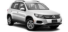 Volkswagen Tiguan or similar