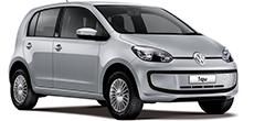 Volkswagen UP  or similar