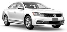 VW Passat or similar